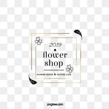 double box plant florist label, 2019, Florist, Label PNG and PSD