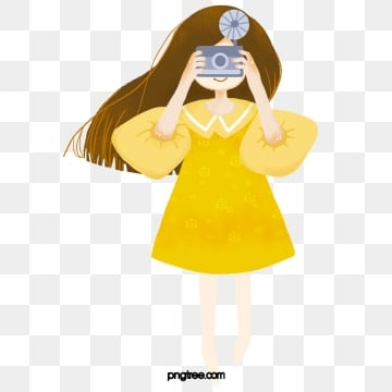 Photographer Girl Png Images Vector And Psd Files Free