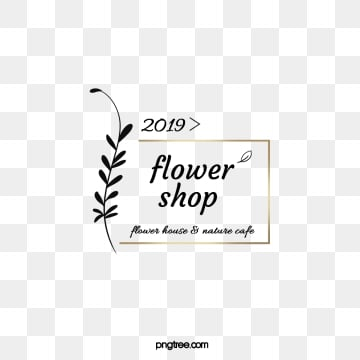 golden box plant 2019 florist label, Plant, 2019, Florist PNG and PSD