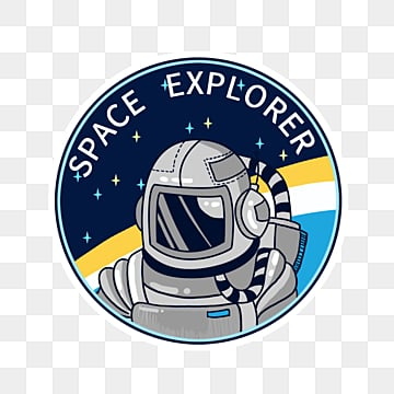 pilot space science and technology exploration, Science Fiction, Hand Painted, Space Flight PNG and PSD