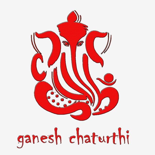 Ganesha Art Png For Invitation Card And Others Ganesh