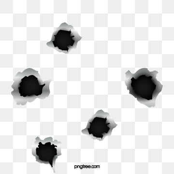 Bullet Hole Graphic Png / Similar bullet holes png clipart ready for download.