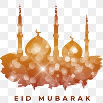 eid ramadan shining mosque png transparent background image, Eid, Calligraphy, Png PNG and PSD illustration image