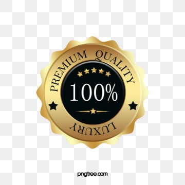golden texture member badge sticker, Golden, Texture, Member PNG and PSD