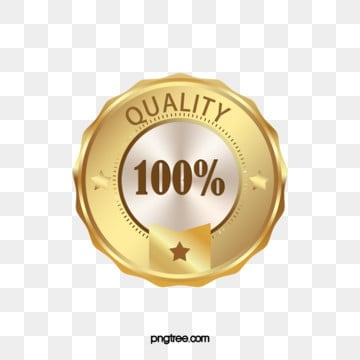 golden textured badge label, Golden, Texture, Badge PNG and PSD