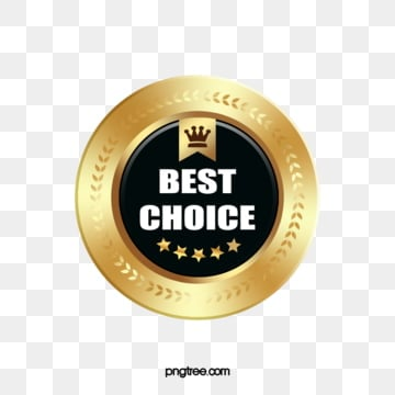 round black gold textured badge, Golden, Texture, Round PNG and PSD