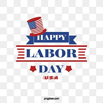 american labor day hat and stars decorative creative font Fonts