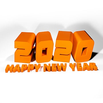 Happy New Year PNG Images | Vector and PSD Files | Free Download on