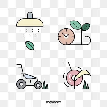 linear creative smart crop icon, A Linear Design, Leaf, Plant PNG and PSD