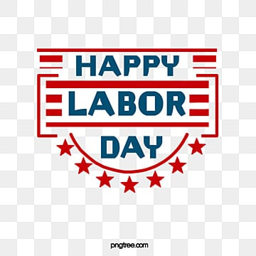 simple american flag color labor day creative font Fonts