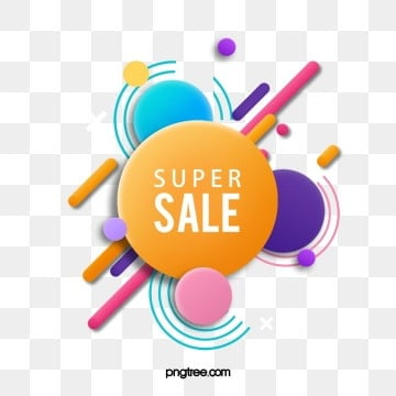 colorful gradient vector sale labels, Sales Label, Quotation Sign, Price Tag PNG and PSD