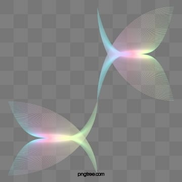 rainbow holographic halo symmetrical gradient ripple, Ripple, Gradient, Halo PNG and PSD