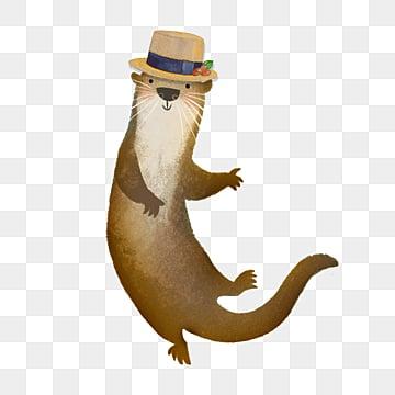 dancing otter hat cute michael jackson, Michael Jackson, Otter, Dance PNG and PSD