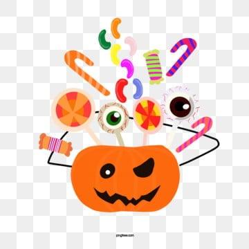 halloween candy pumpkin candy larch candy eye candy, Halloween, Pumpkin, Candy PNG and PSD