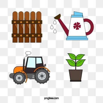 smart farm linear icon, Farm, Modernization, Icon PNG and PSD