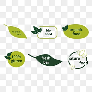cartoon leaf farm label illustration, Leaf, Cartoon, Green PNG and PSD