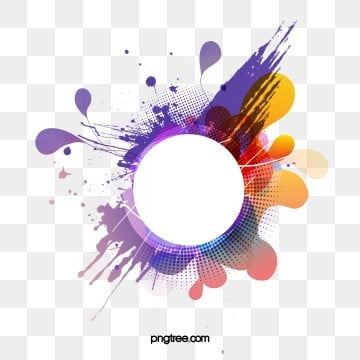 Watercolor Splash PNG Images | Vector and PSD Files | Free