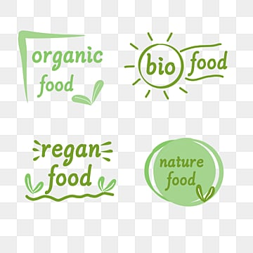 simple green fresh style farm label, Leaf, Light Green, Soft Pale PNG and PSD