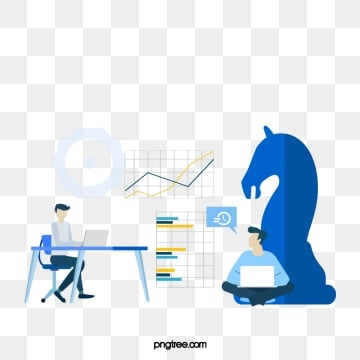 만화 비즈니스 ui 협력 infographic 그림, 말, 푸른색, 컴퓨터 PNG 및 PSD