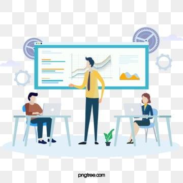 만화 온라인 작업 차트 정보 협력 그림, 선상, 협동, 상무. PNG 및 PSD