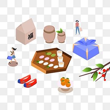 만화 손으로 그린 한국 가을 이브 선물 상자 그림 추석 달, 가을밤, 수 놓은 신발, Orange PNG 및 PSD