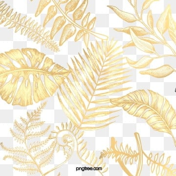 Golden Leaves Png Images Vector And Psd Files Free Download On Pngtree