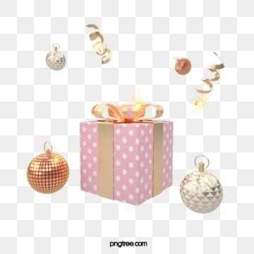 3 차원 입체 분홍색 축제 축하 선물 상자, 3 D., 명절, 축전 PNG 및 PSD
