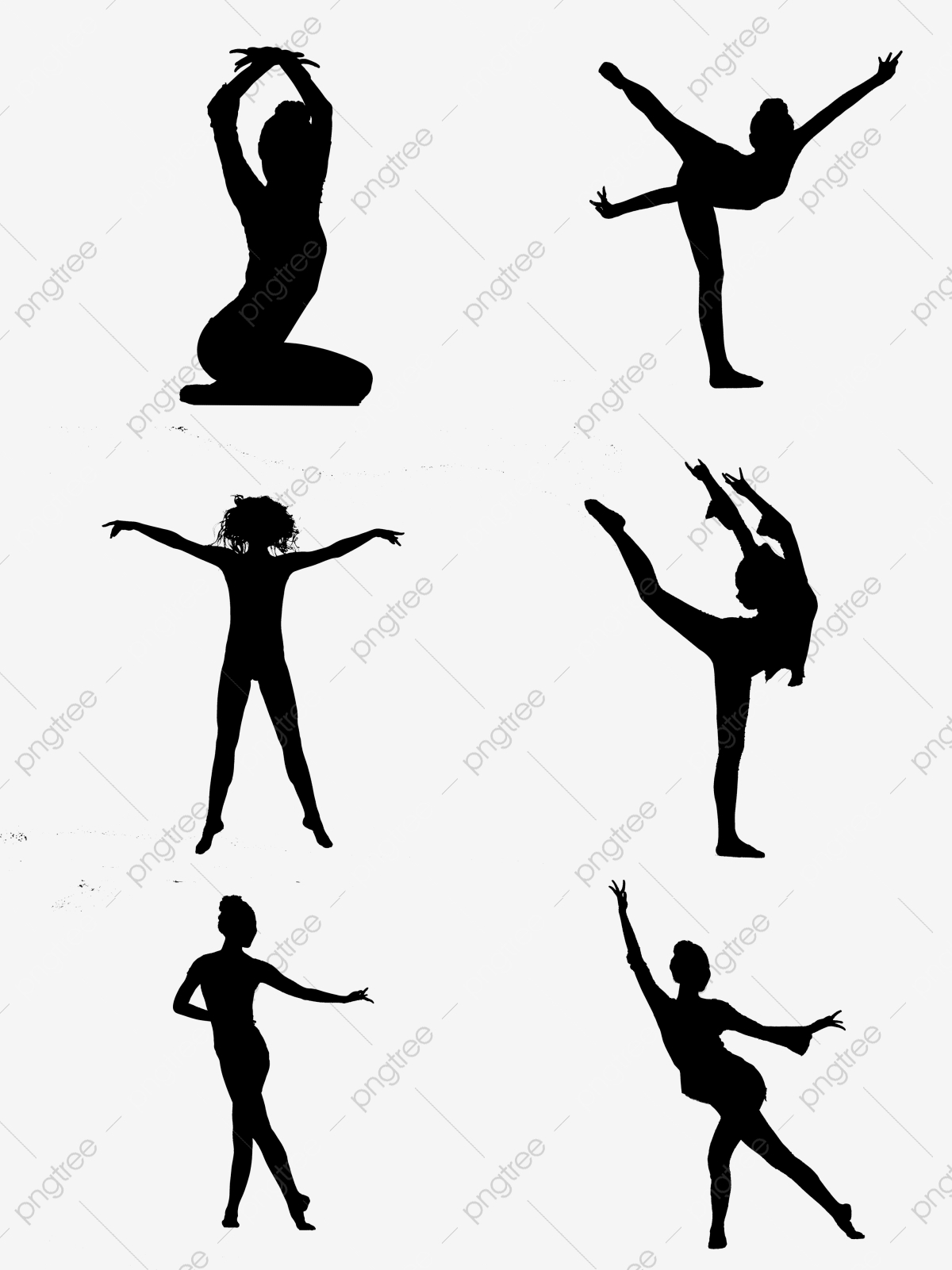 Black Female Dancing Silhouette Character Silhouette People Silhouette Female Silhouette Dancing Silhouette Png Transparent Clipart Image And Psd File For Free Download