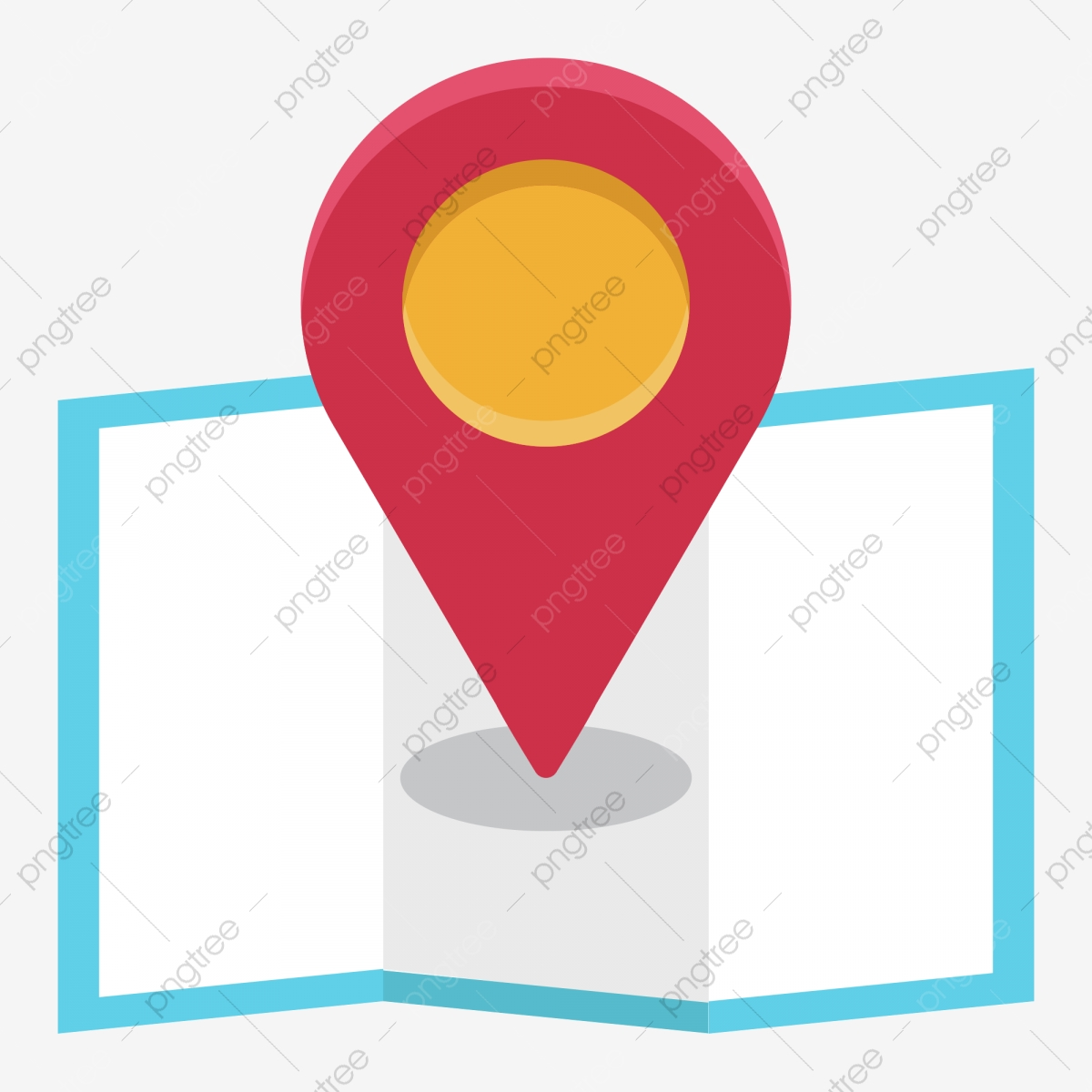 location clipart png images vector and psd files free download on pngtree https pngtree com freepng cartoon positioning icon on the map 4402396 html
