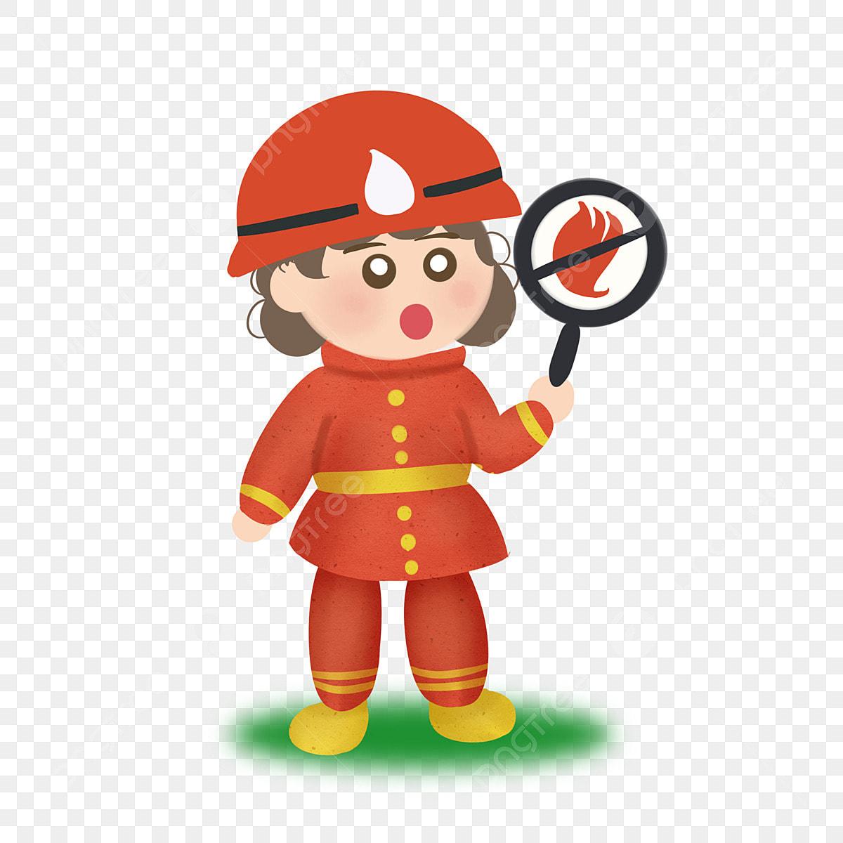 رجل الاطفاء Png المتجهات Psd قصاصة فنية تحميل مجاني Pngtree