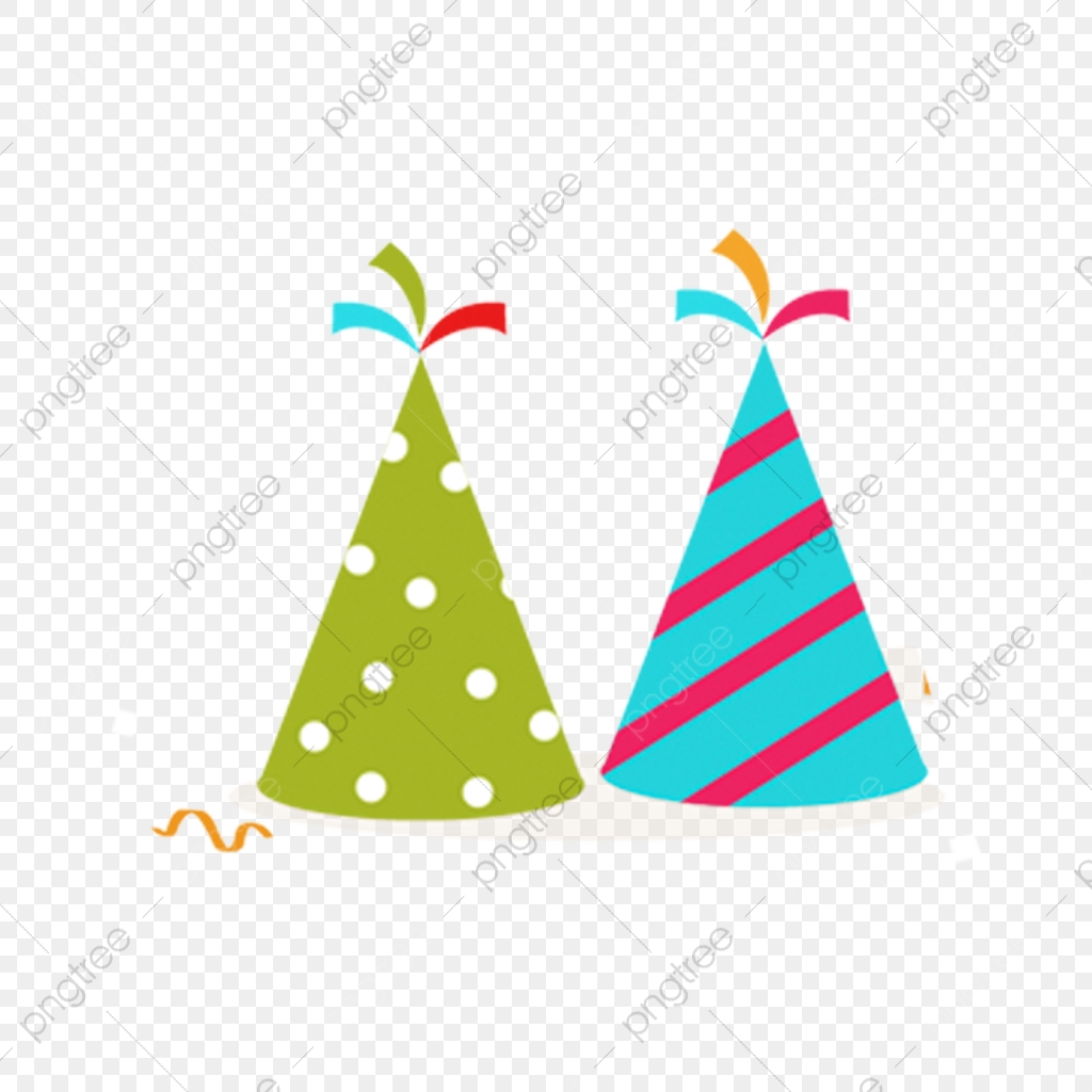 Hand Drawn Cartoon Birthday Hat Png Element Png Element Free Element Birthday Hat Png Transparent Clipart Image And Psd File For Free Download