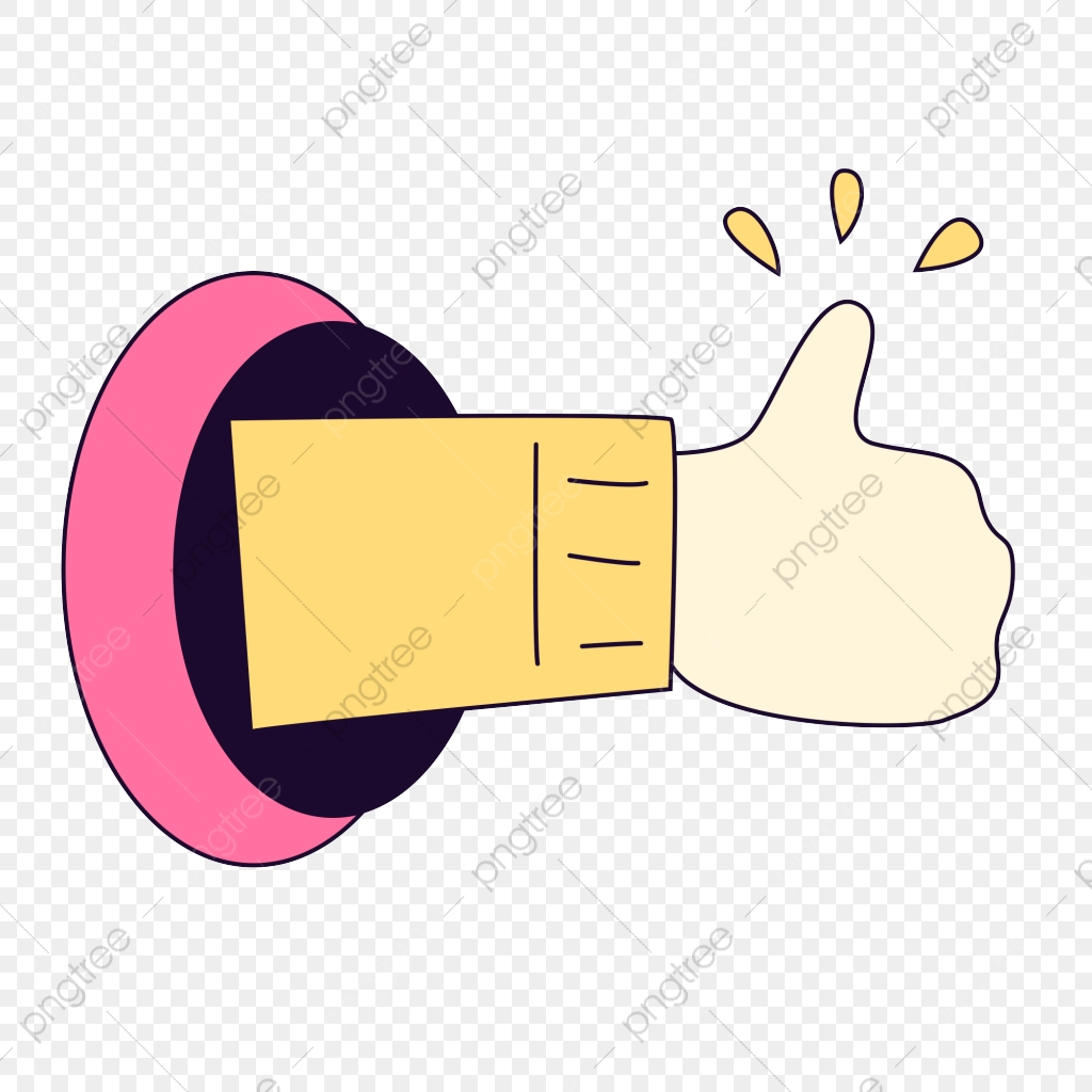 cartoon thumb png images vector and psd files free download on pngtree https pngtree com freepng hand drawn cartoon thumb up png element 4387196 html