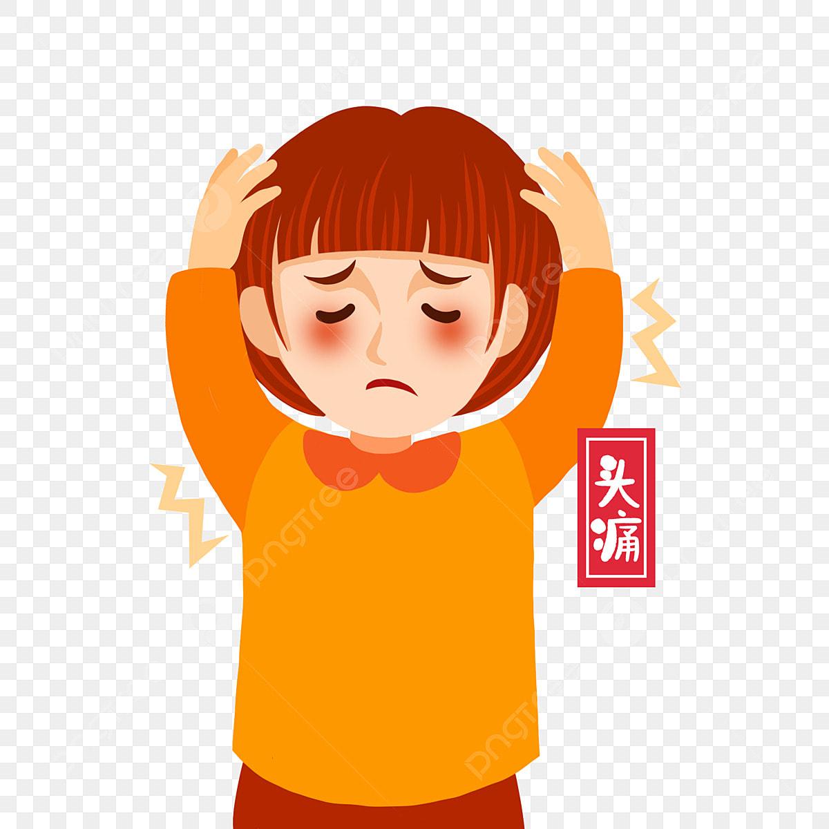 Download 48 Gambar Animasi Orang Lagi Sakit Kepala Gratis