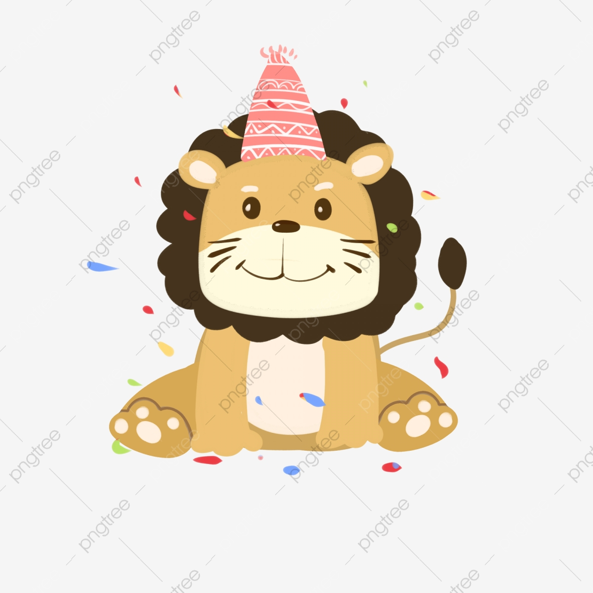 Happy Birthday Cute Animal Poster Animation Clipart Birthday Happy Birthday Png Transparent Clipart Image And Psd File For Free Download