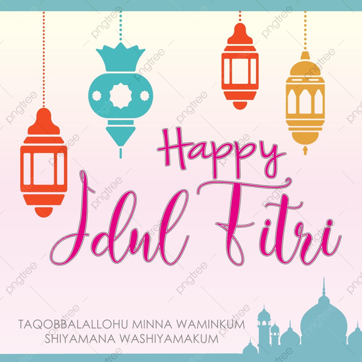 Download Ucapan Selamat Hari Raya Idul Fitri Cdr - kartu ...