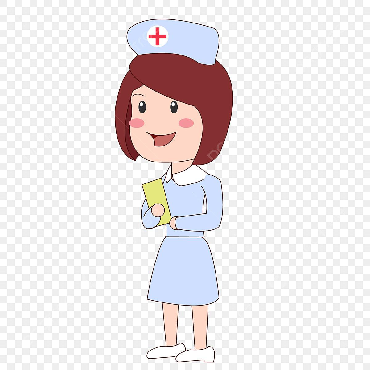Free Nurse Clip Art   Royalty-Free (RF) Nurse Clipart Illustration by Maria  Bell - Stock ...   Nurse clip art, Clip art, Illustration