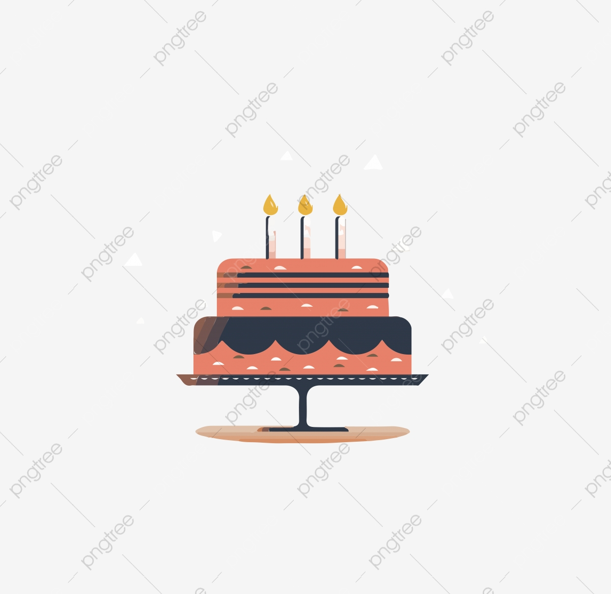 Cartoon Birthday Cake Png Images Vector And Psd Files Free Download On Pngtree