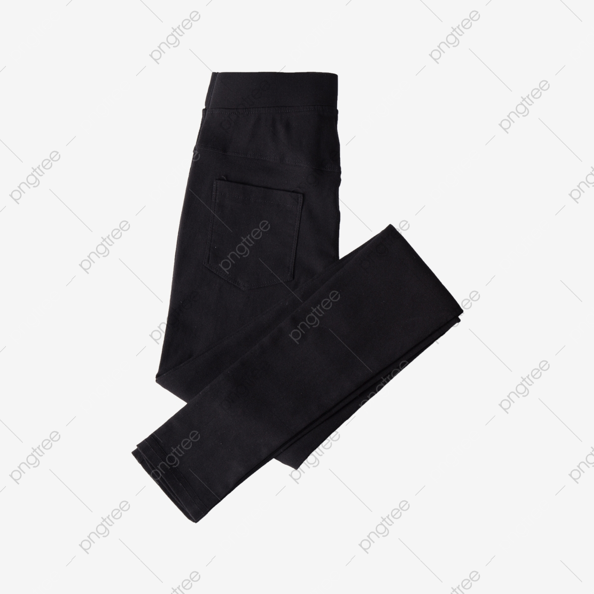 A Black Tight Leggings A Pair Of Black Pants Folding Leggings Png Transparent Clipart Image And Psd File For Free Download