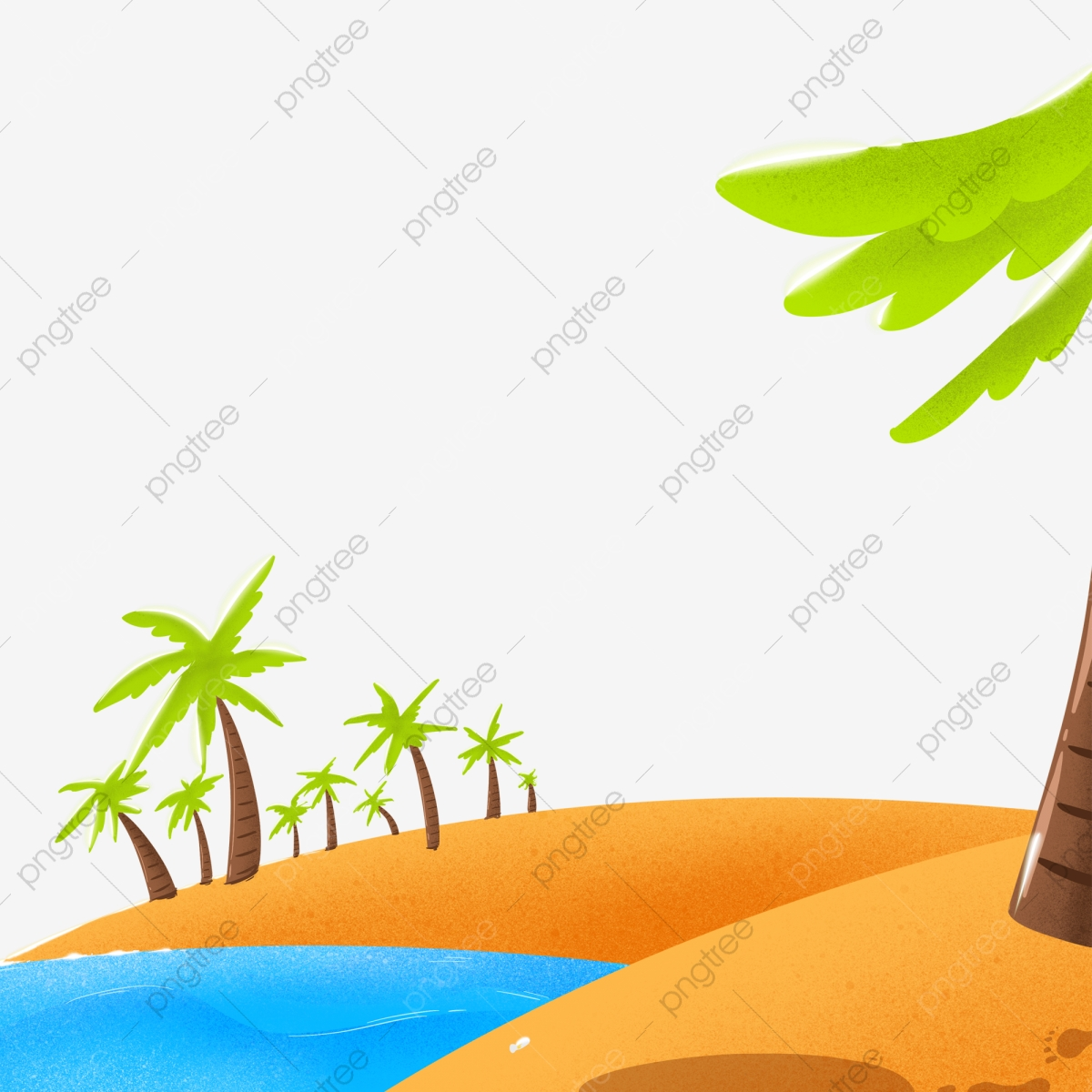 Cartoon Beach Beach Clipart Island Beach Png Transparent Clipart Image And Psd File For Free Download Most relevant best selling latest uploads. https pngtree com freepng cartoon beach 4439986 html