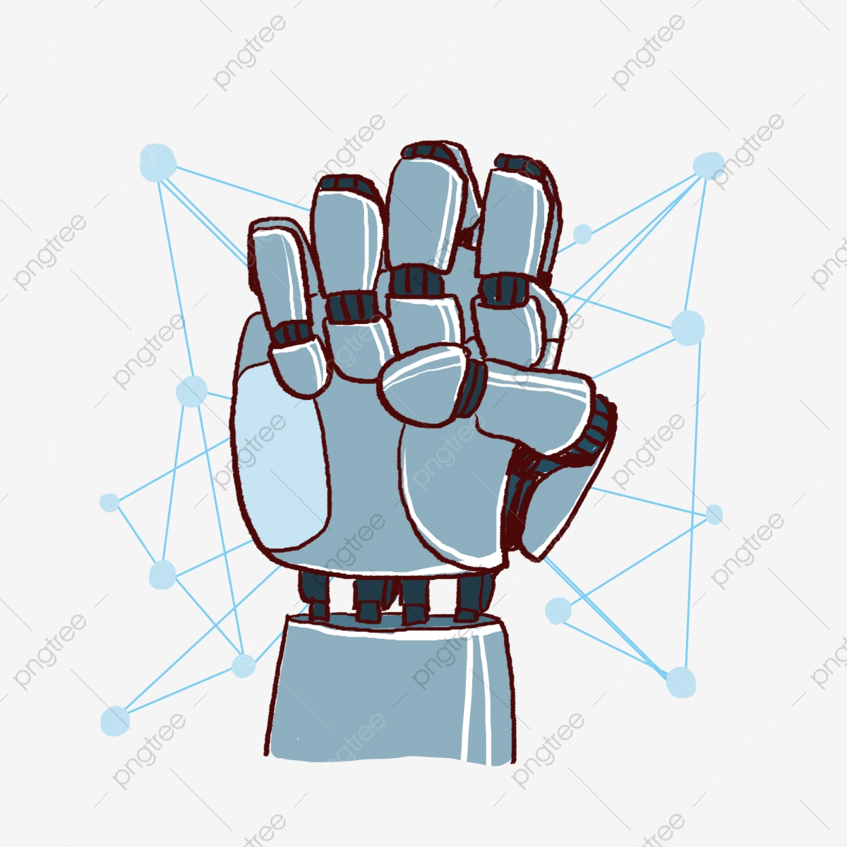 Robotic Hand Png Images Vector And Psd Files Free Download On Pngtree 24,000+ vectors, stock photos & psd files. https pngtree com freepng cartoon hand painted robotic hand fist png free material 4425053 html