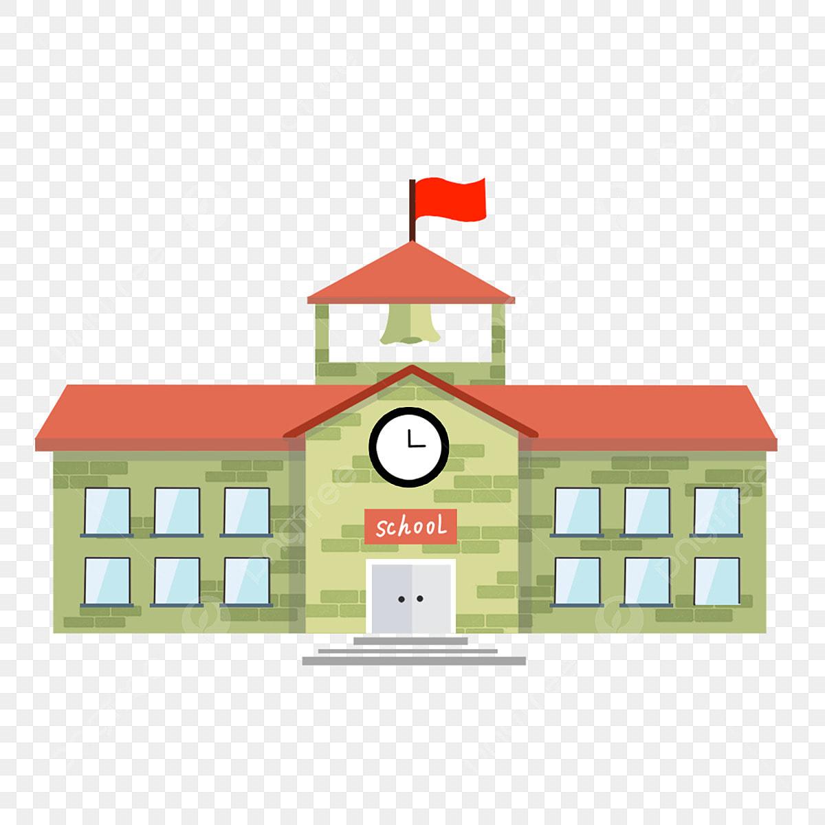 Dessin Anime Ecole Drapeau Ecole Clipart De L Ecole Dessin Anime Ecole Fichier Png Et Psd Pour Le Telechargement Libre