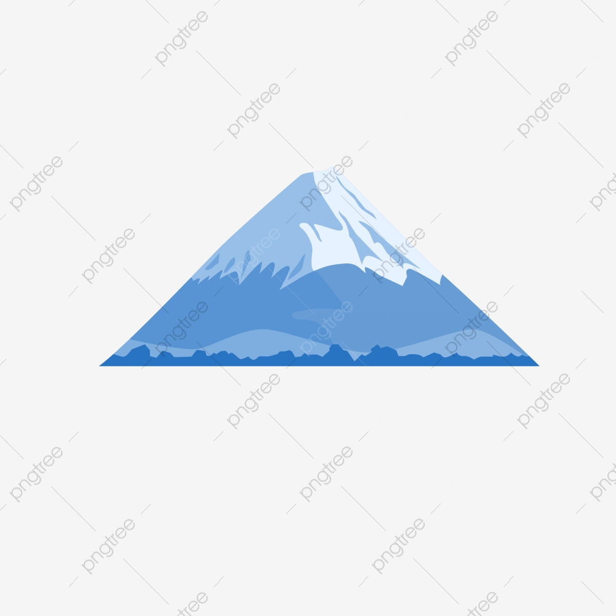 cartoon mountain png cartoon snow mountain png download, mountain peaks, hills