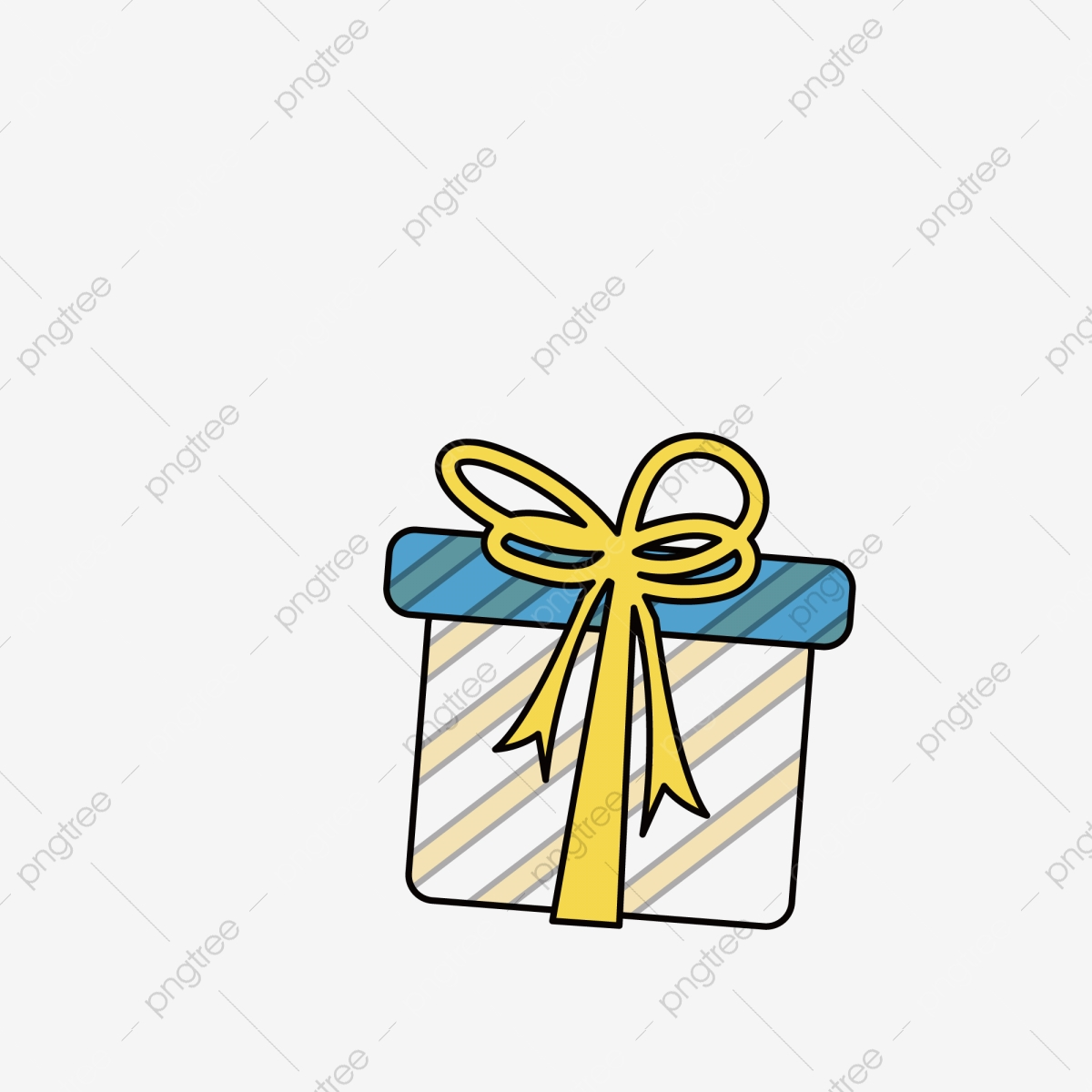 La Boite Jaune Prix carte de boucle libre de grand prix cadeau boîte carte de