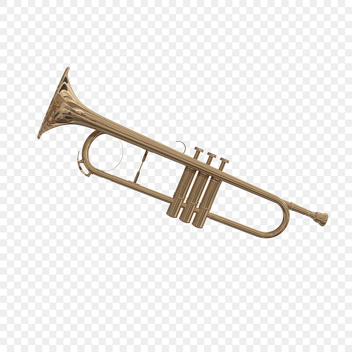 Trompette Instrument De Musique, La Musique, Instruments De Musique, Haut  Parleurs Trompette PNG et vecteur pour téléchargement gratuit