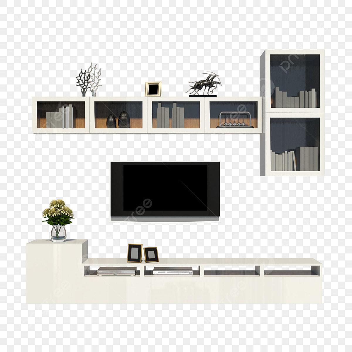 Meuble Tv Avec Bibliothèque meuble tv armoire murale bibliothèque meubles, télévision