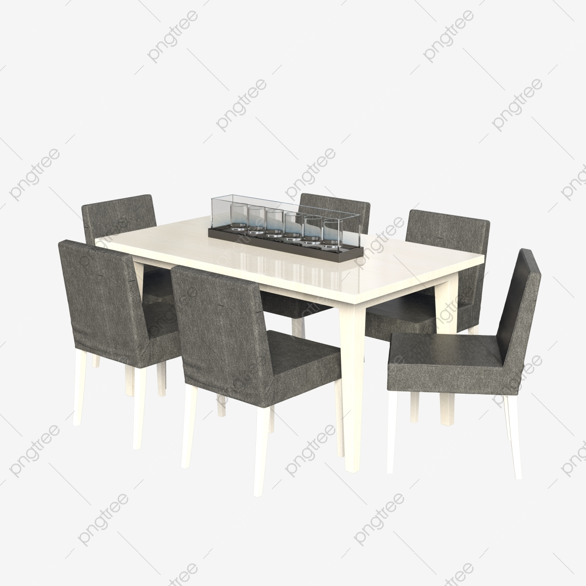 Modern Minimalist Table And Chair Set Marble Table Dining Chair Furniture Png Transparent Clipart Image And Psd File For Free Download
