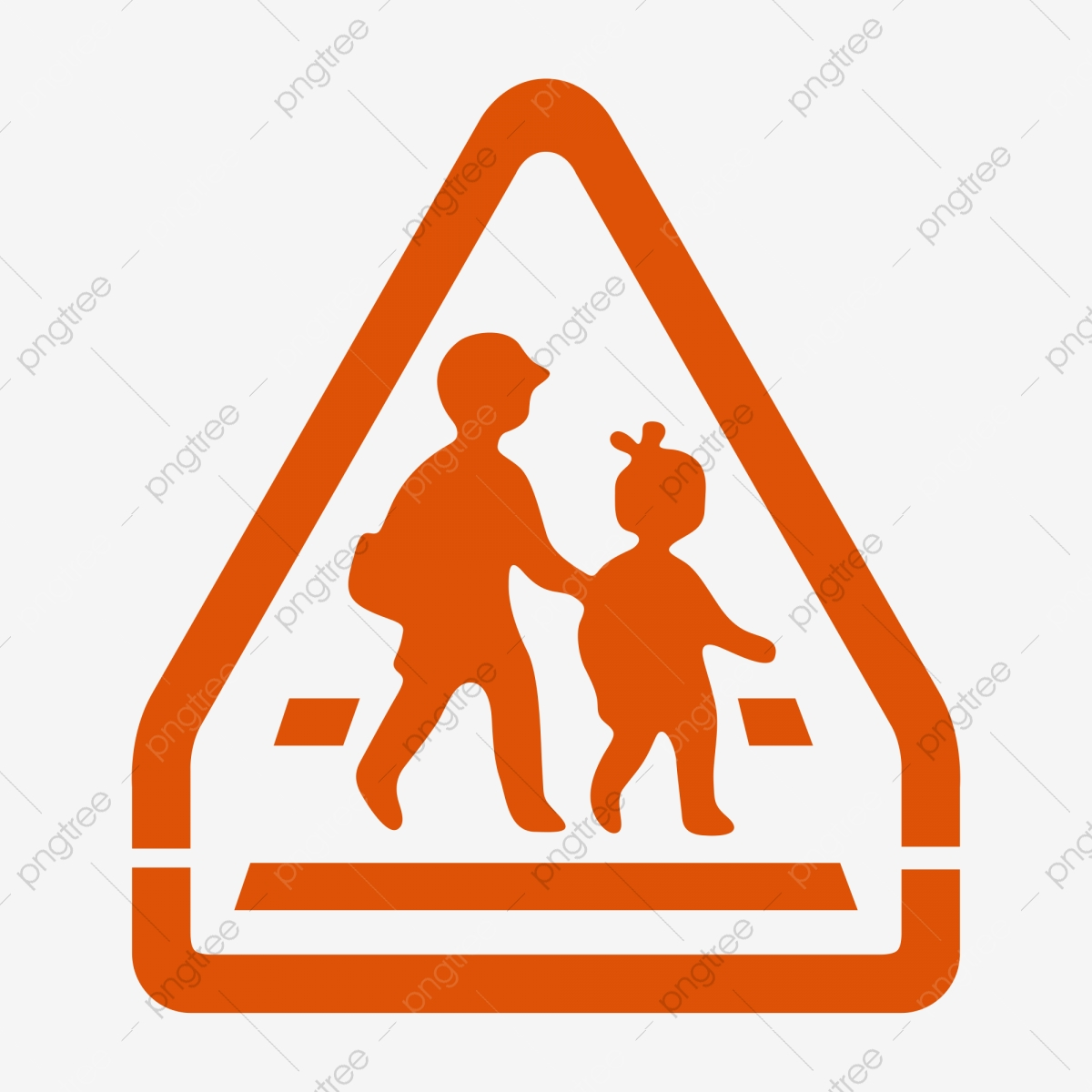 Orange Attention Child Attention Clipart Attention To Children Children Png Transparent Clipart Image And Psd File For Free Download