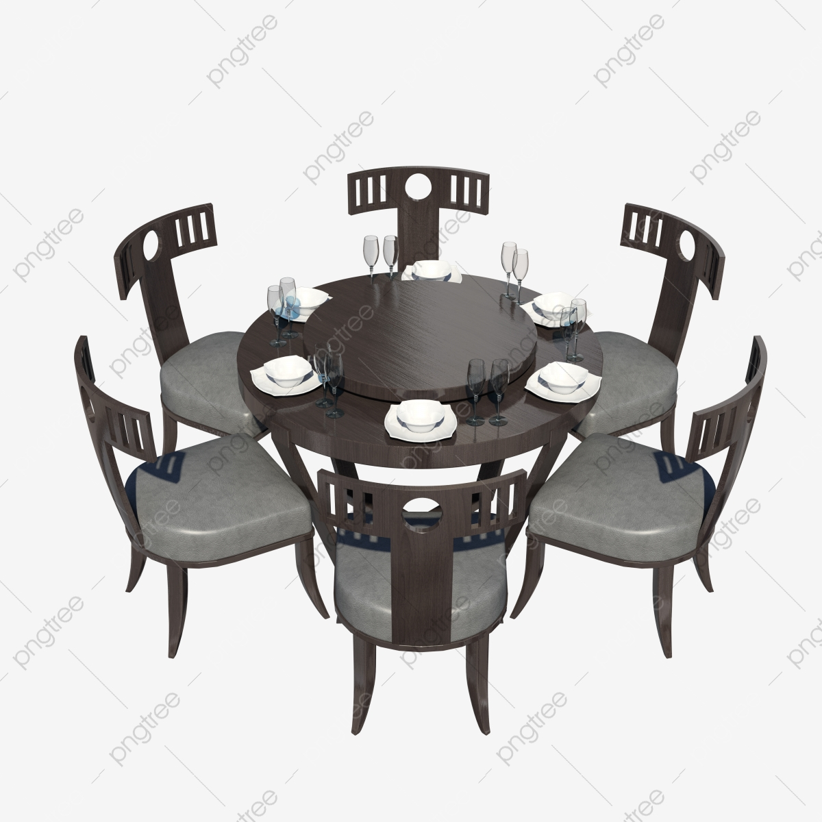 Restaurant Dining Room Round Table Chair Restaurant Dining
