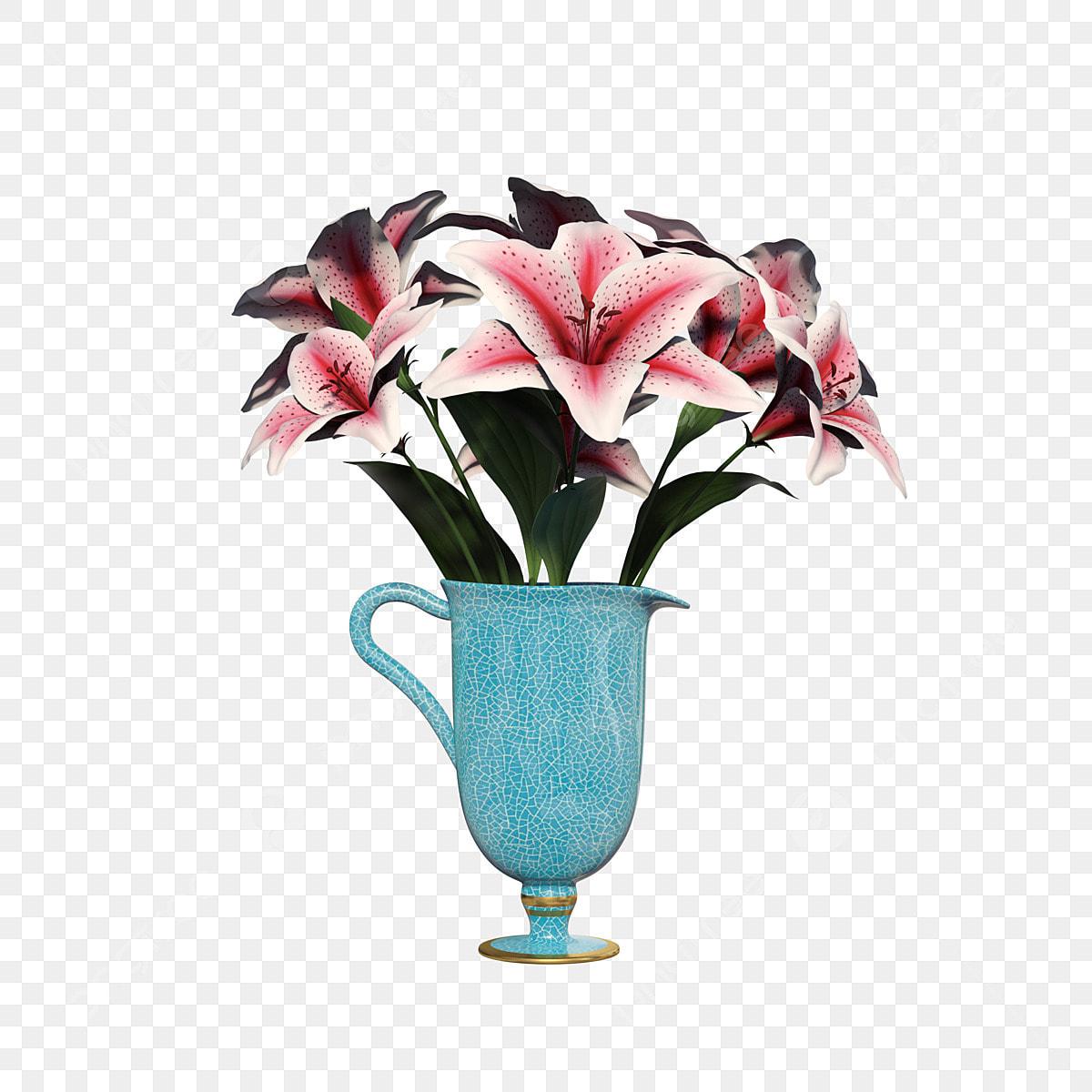 Cerámica Jarrones Plantas En Maceta Arreglos Florales De