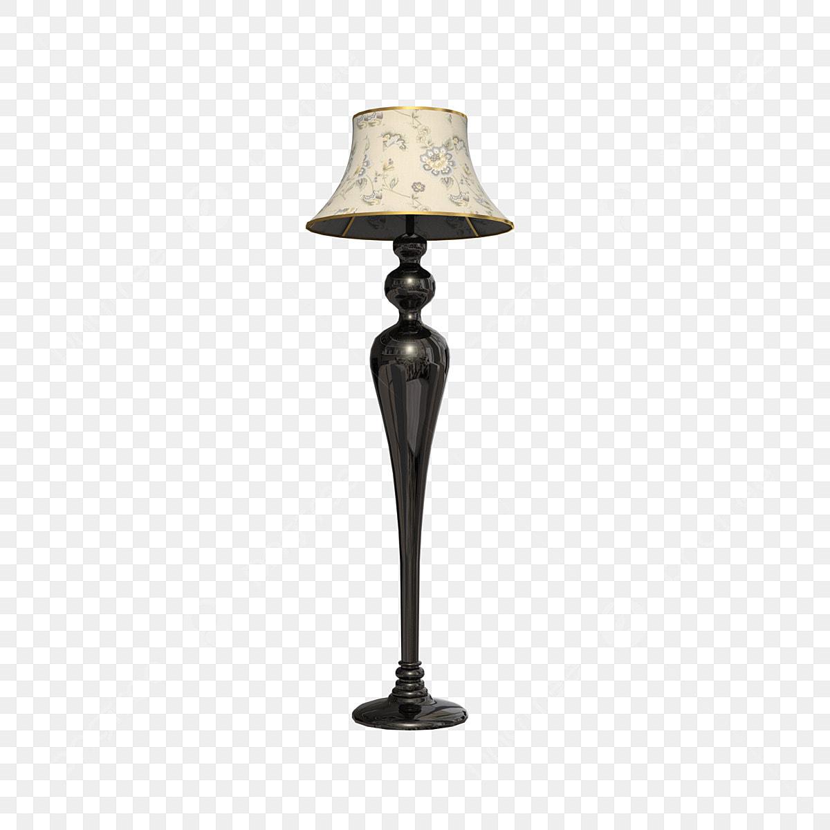 Simple Living Room Floor Lamp